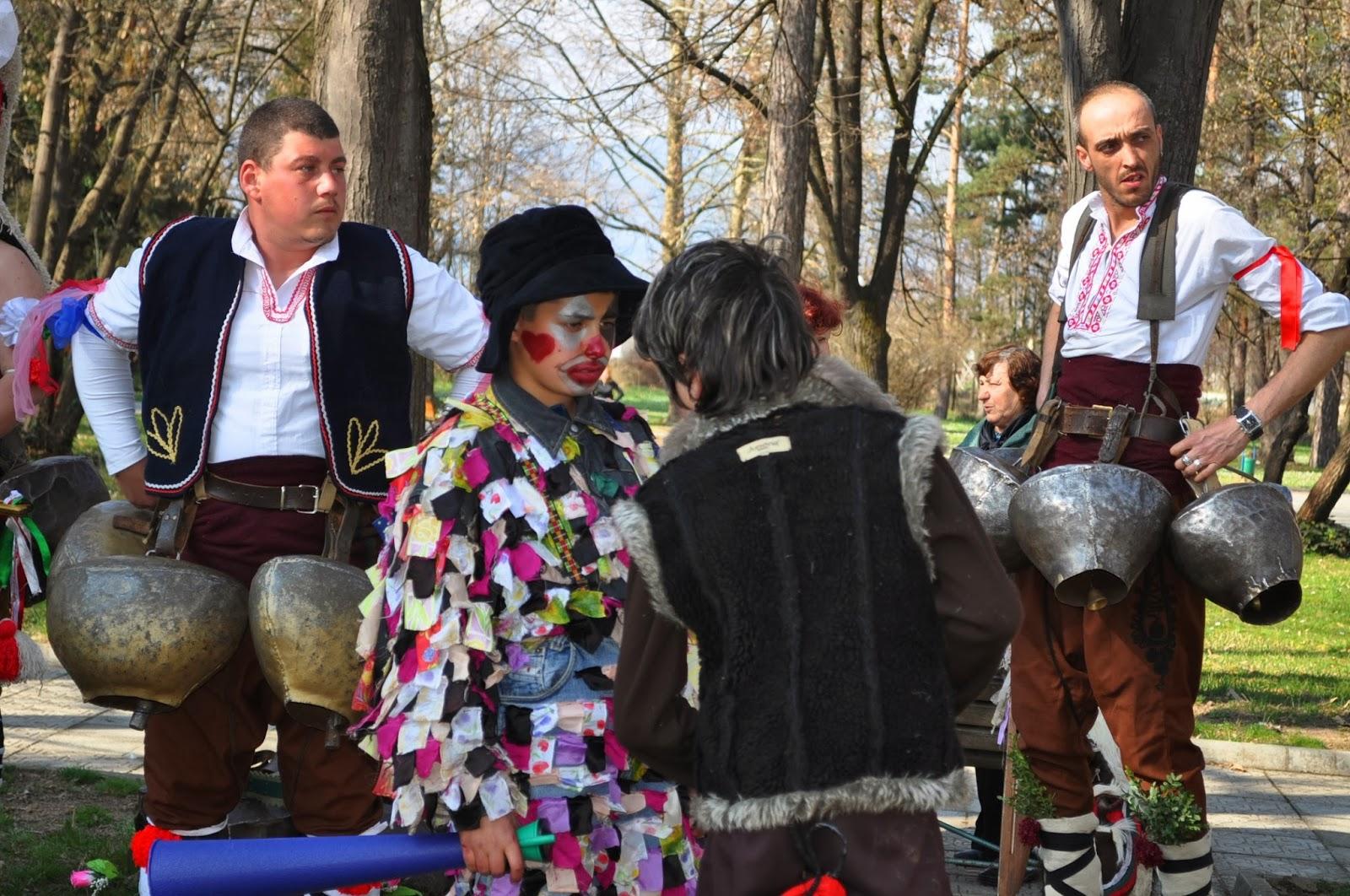 В община Павел баня кукерските фестивали са най-очакваните празници