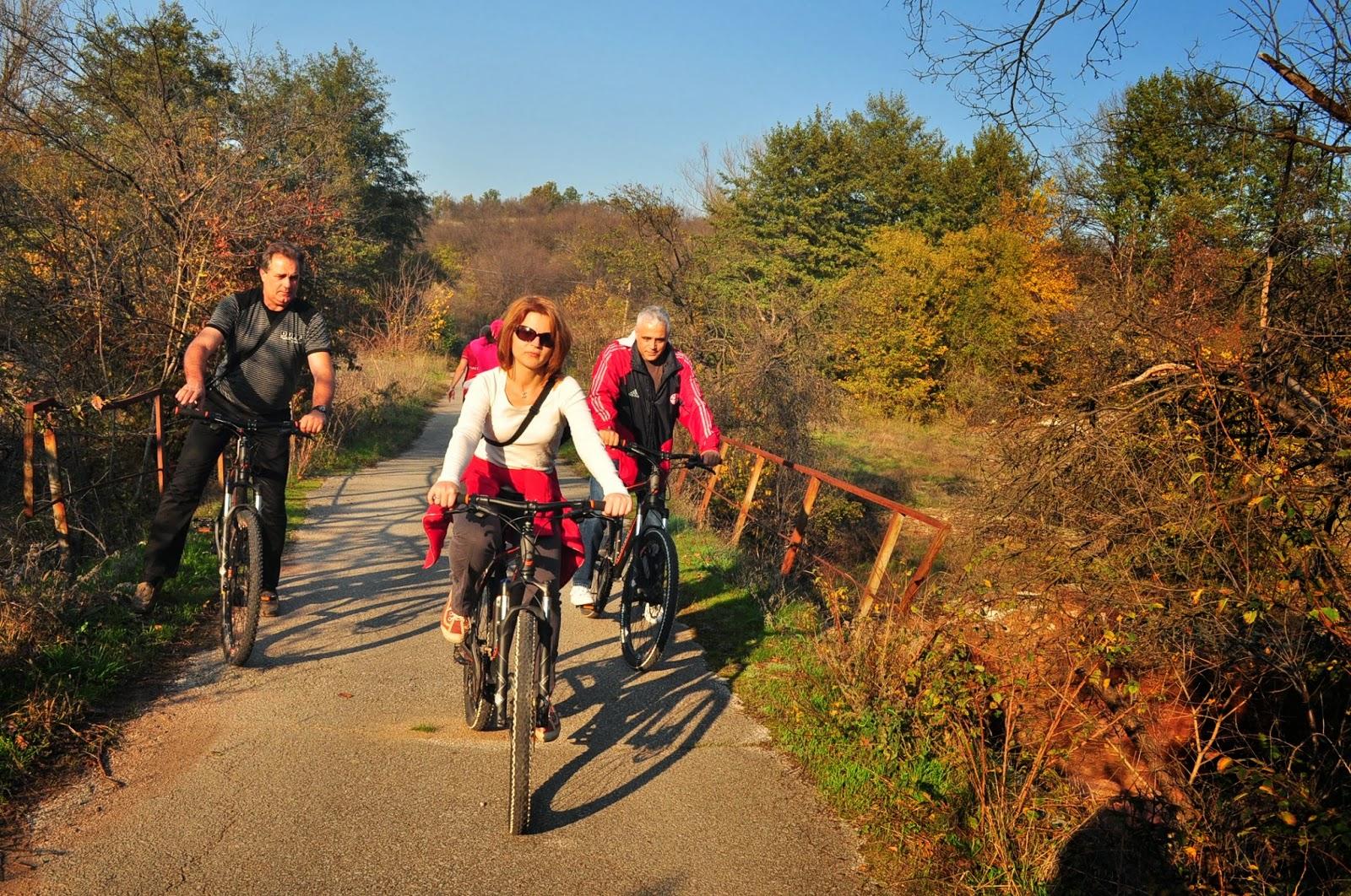 Местният велоклуб отдава под наем планински колела за преходи сред скалните образувания. В района на село Фалковец разглеждаме живописния каньон Средогрив, леснодостъпен и за по-неопитни колоездачи.