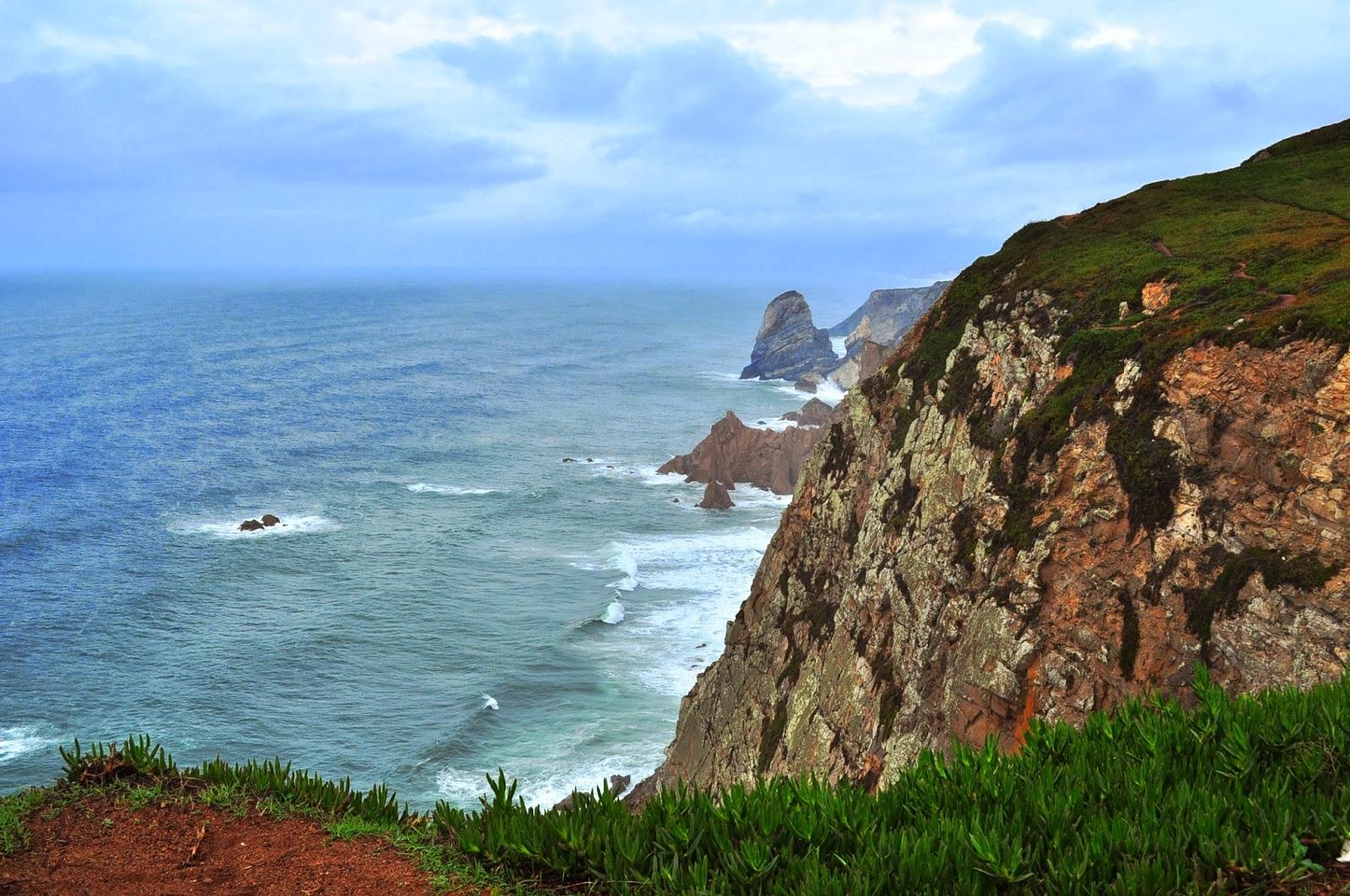 Тук ветровете са безмилостни, а океанът се разбива с необуздана ярост в отвесните скали, затова наричат мястото Бока до инферно или Устата на ада.