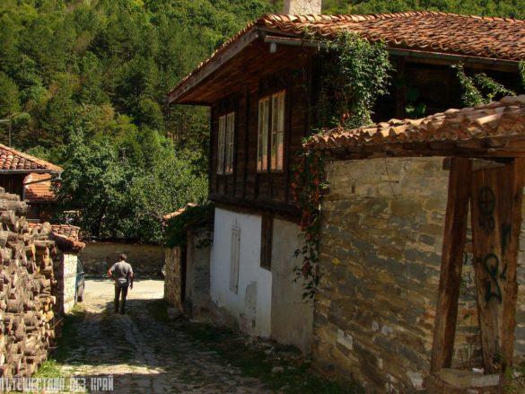 Ичера - Сливенския Балкан