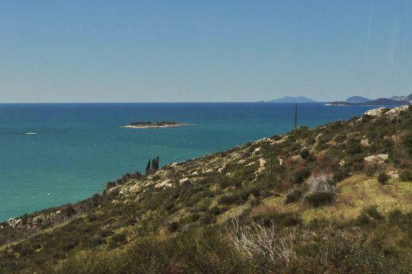 Вече сме в Хърватска на път за перлата на Адриатика - Дубровник.
