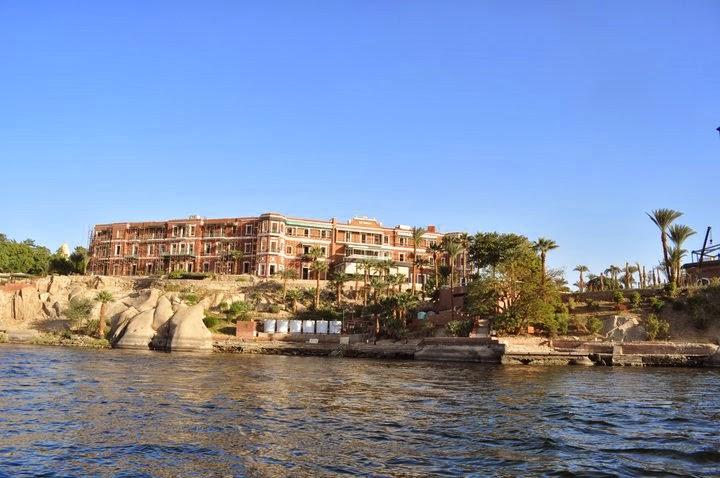 """В този хотел е живяла Агата Кристи. В него тя пише """"Смърт на Нил""""."""