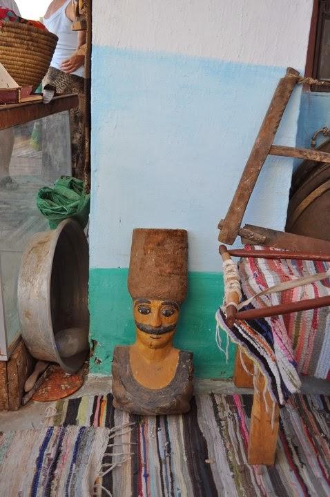 Я! Един египетски Бай Ганьо.