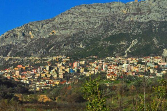 И средновековният градец Круе бил в пределите на българската държава.