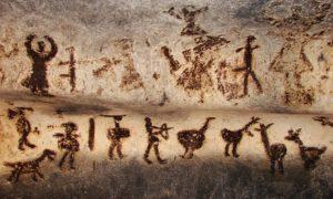 Рисунки на 8 хиляди години красят стените на Магурата