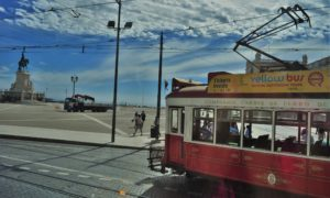 Lisboa minha amada  (мой любим Лисабон)