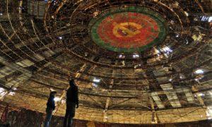 Чинията на Бузлуджа – едно от най-красивите изоставени места в света