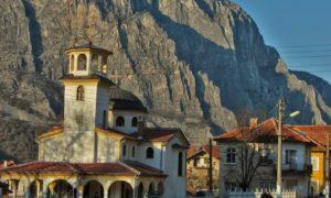 Згориград – градът зад планината