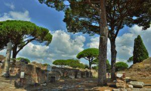 Ostia Antica – изоставеното пристанище на древен Рим