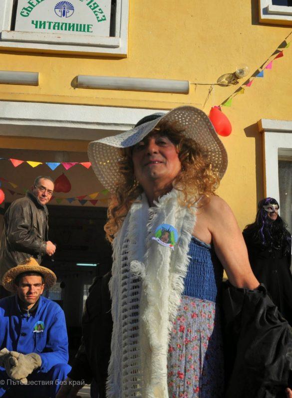 Пъстри фестивали с екстравагантни костюми, оглушителна музика и масови шествия се провеждат тези дни в цяла Европа. Бърдарски геран не прави изключение в това отношение.