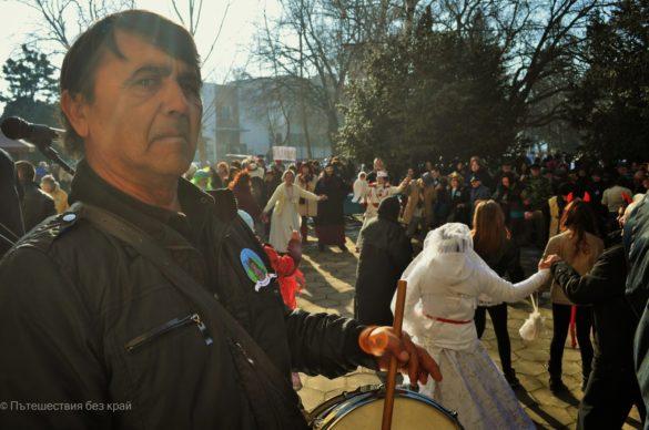 """""""Фършанги – магическа разходка в чужди обувки""""- е мотото на карнавалния празник в Бърдарски геран"""
