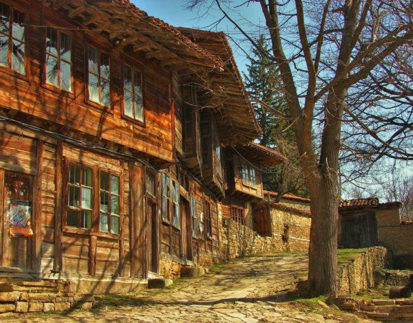 Жеравна или глътка романтика в полите на Балкана