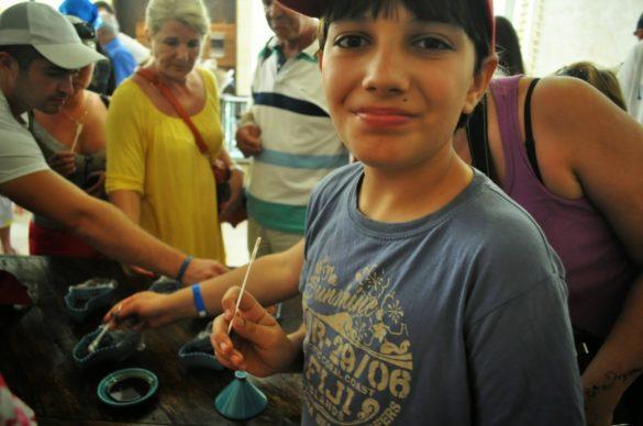 Почерпиха ни със сладко от фурми в комбинация с лимонени или портокалови кори