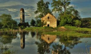 Потопената църква на яз. Копринка или последното късче от един изгубен свят
