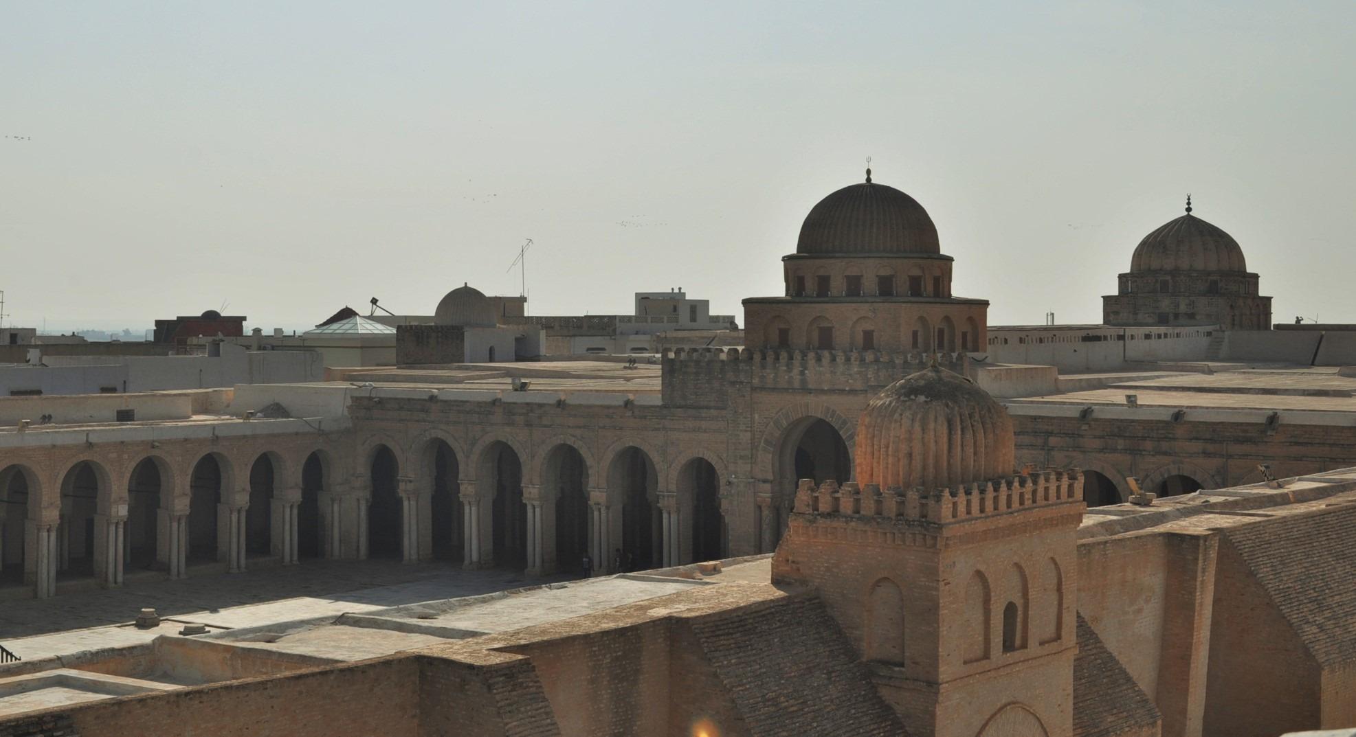 Керуан - първият мюсюлмански град в Северна Африка, основан през 15-16 век