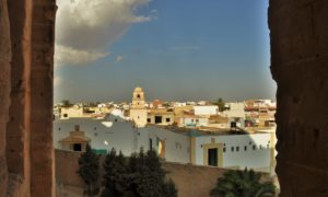Синьо-белият Тунис