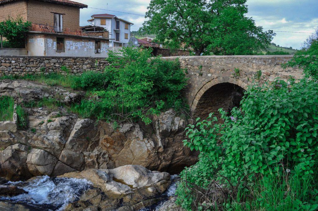 Розовата долина село Турия