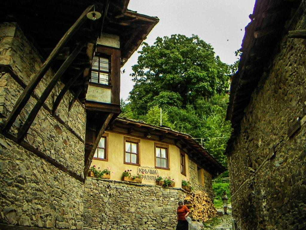 Kovachеvitsa maisons