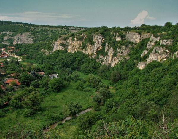 Поломието – планина под равнината