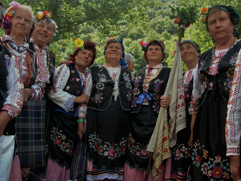 Фолклорен празник в района на Ивановските скални манастири