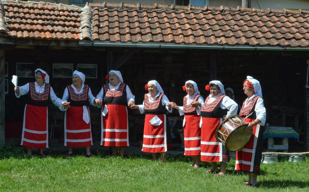 село Бръшлян седянка
