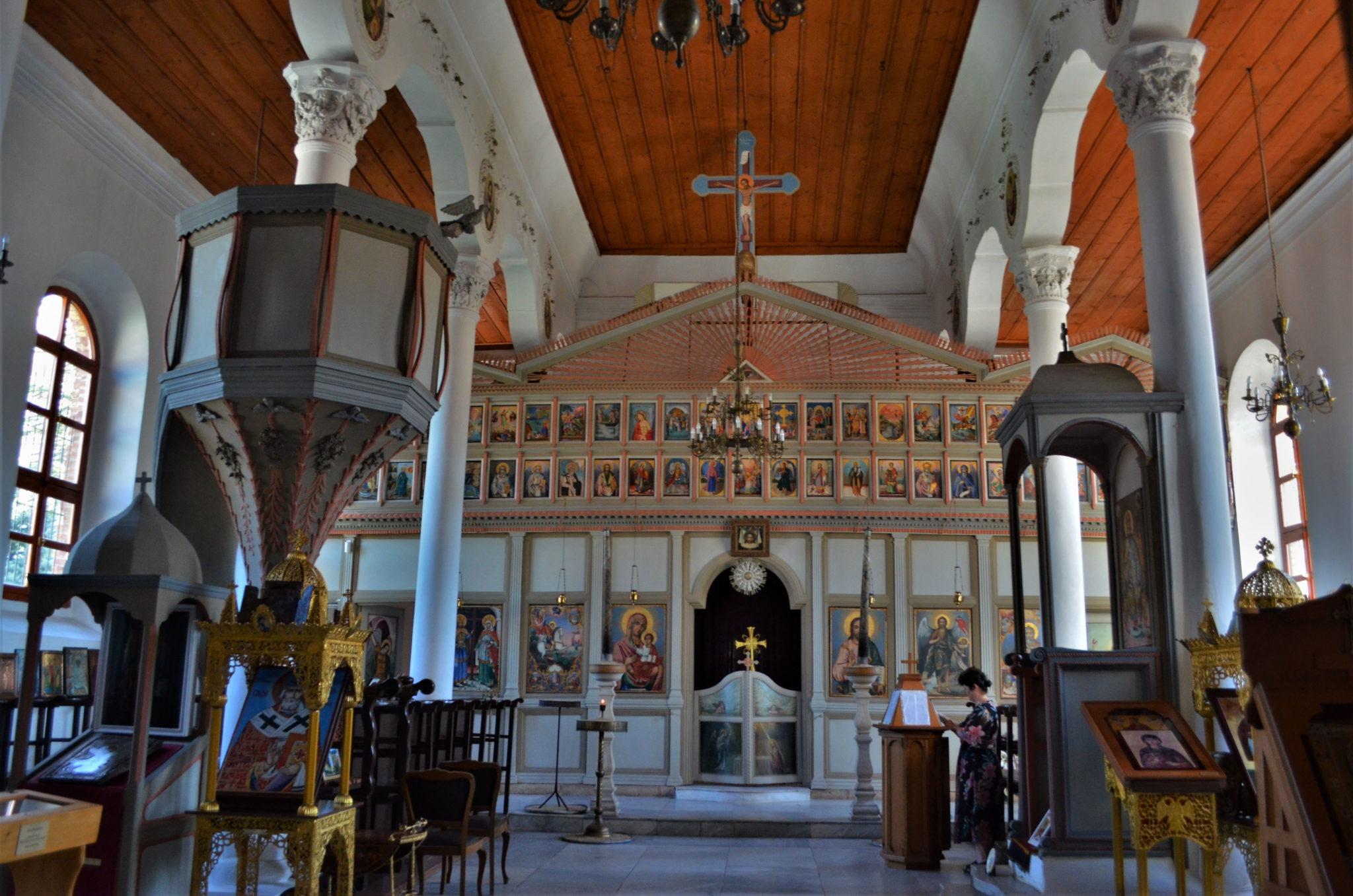 """Блгарската църква """"Св. Георги"""" е действаща"""