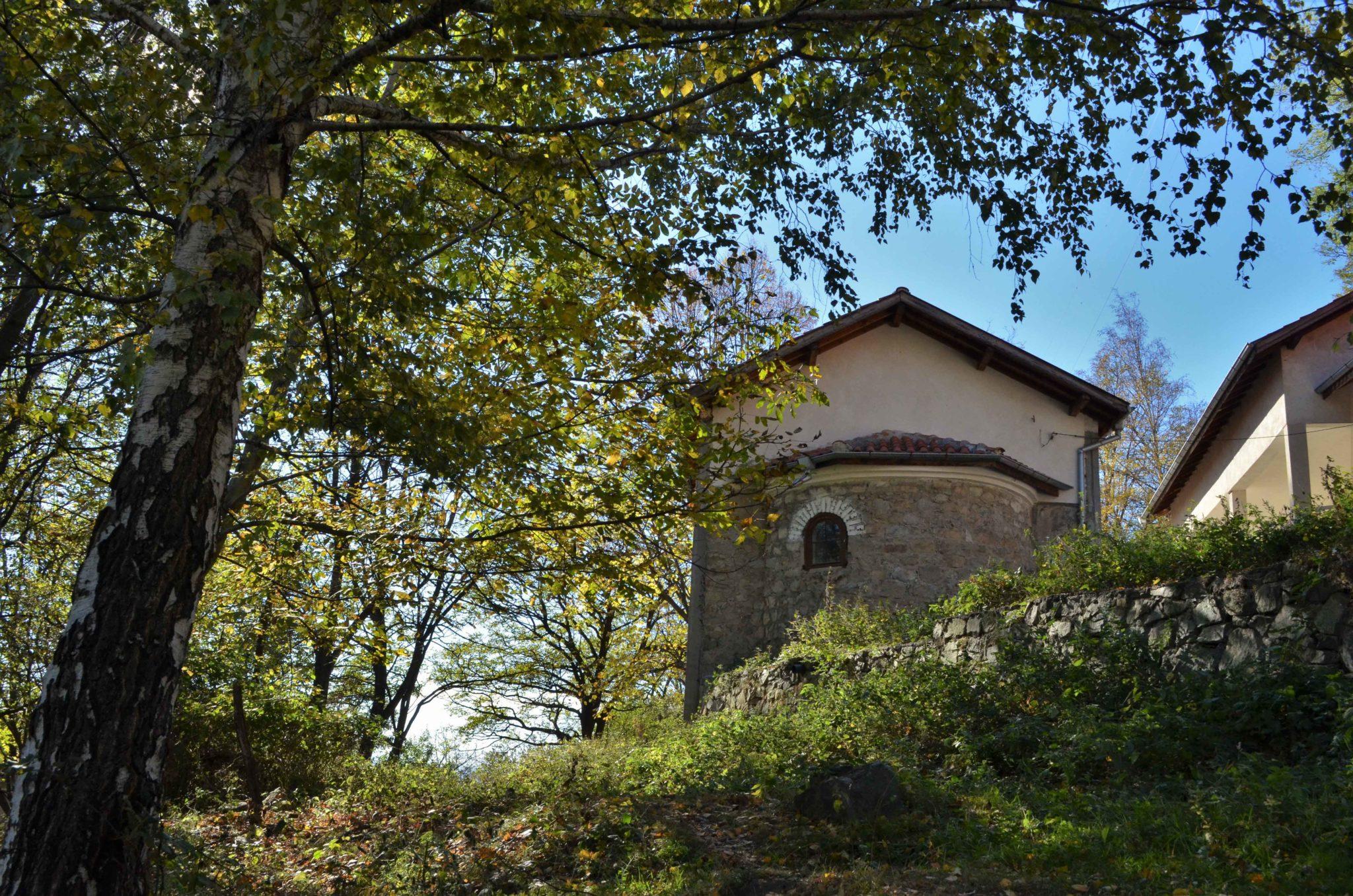 Златишки манастир - църква