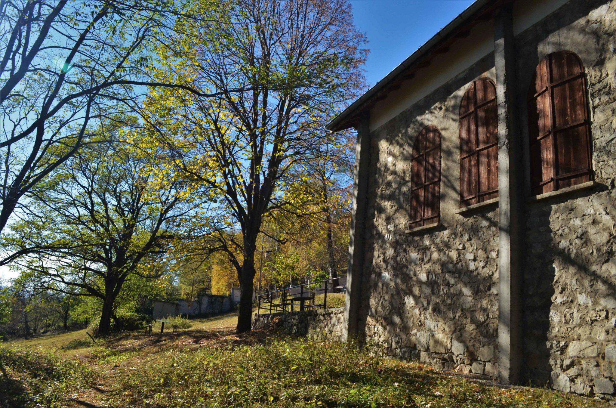 Златишки манастир - есен