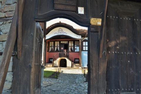 """""""Лютова къща"""" в Копривщица"""