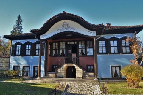 Етнографския музей в Копривщица