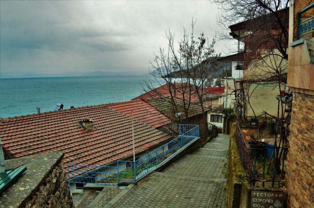 Охридското езеро - Трапезица 1