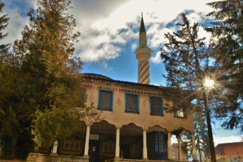 Джамията е обявена за паметник на културата