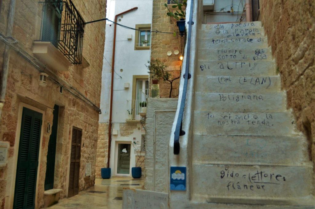 Полиняно а маре е град на поезията
