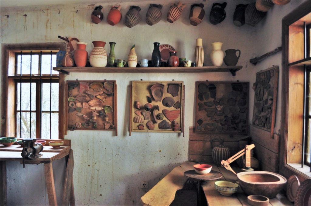 село Бусинци керамика