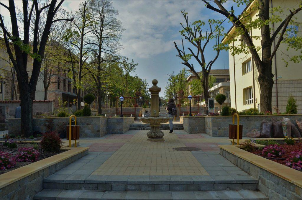 Минерални бани Хасково