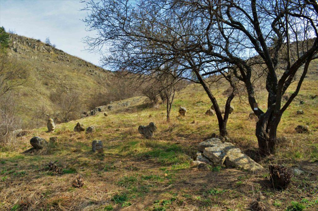 Християнското гробище при село Гърло 6
