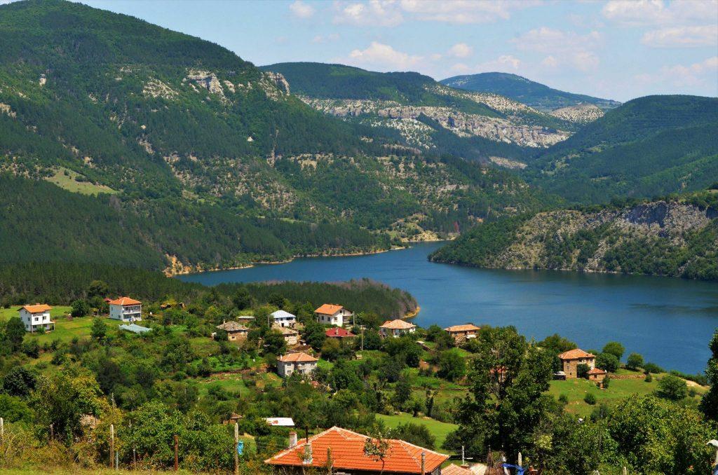 Село Сухово и Арда