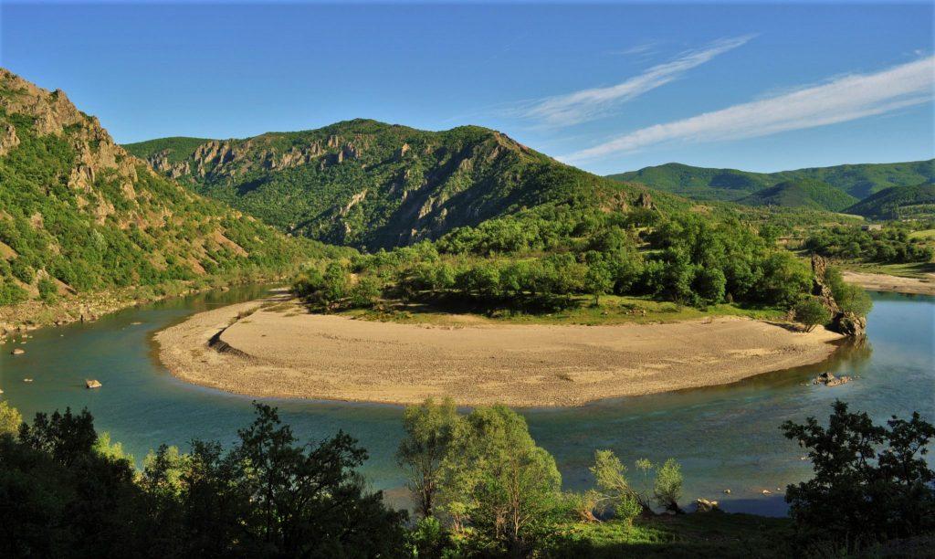 Завоя на река Арда при Маджарово