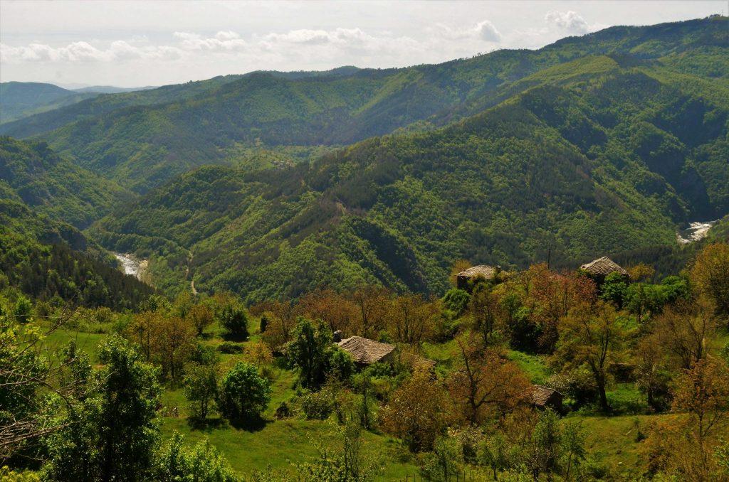 Меандрите на Арда - село Сполука