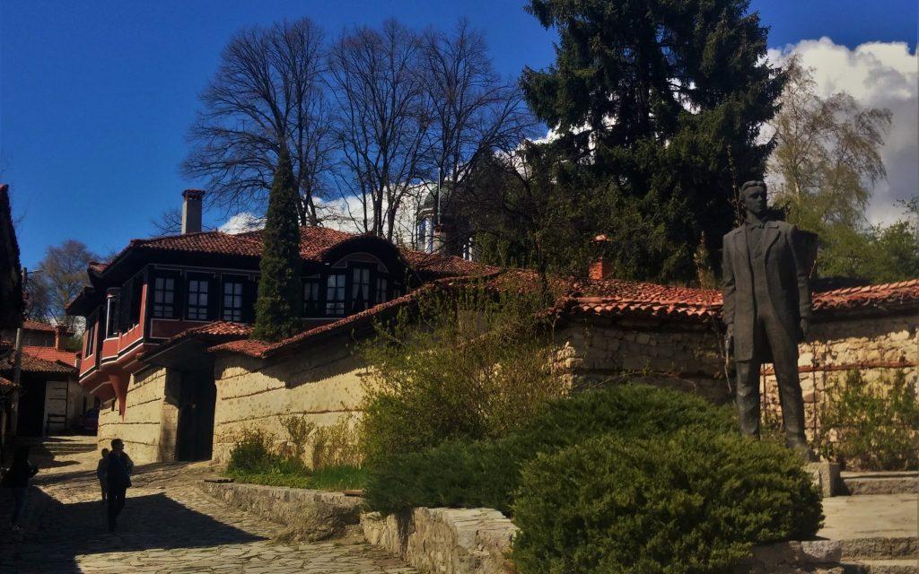 Копривщица - къща на Каблешков