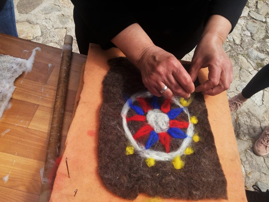 Koprivshtitsa artisans