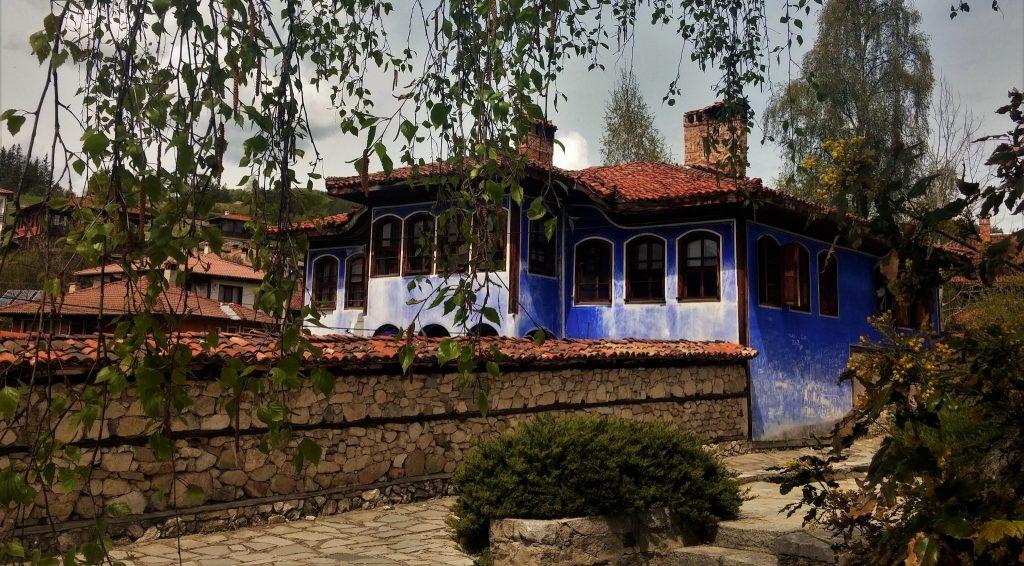 Копривщица - красива къща