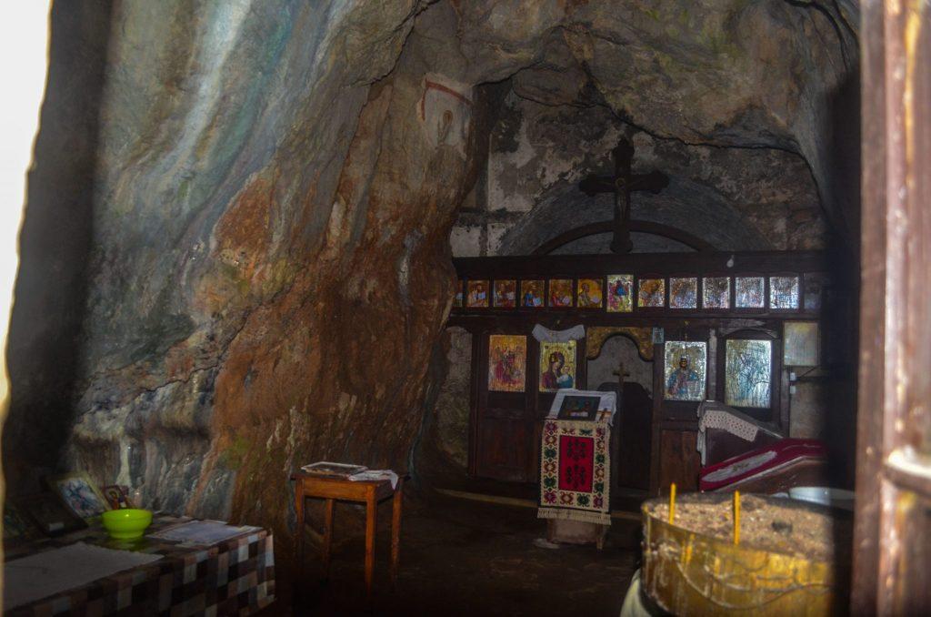 Пирот сален манастир плешивия Исус