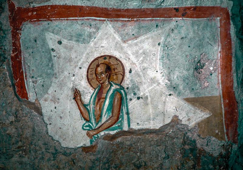 Пирот плешивият исус в Ръсовци