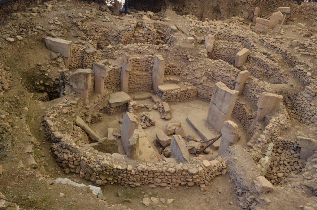 Югоизточна Турция Гьобекли тепе храм