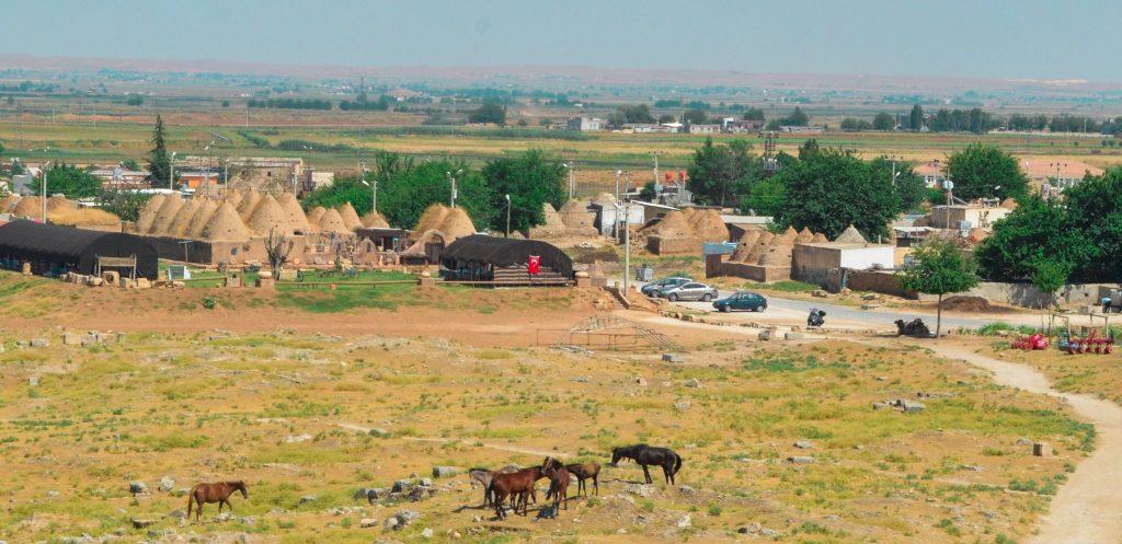 Югоизтгочна Турция град Харан Мезопотамия