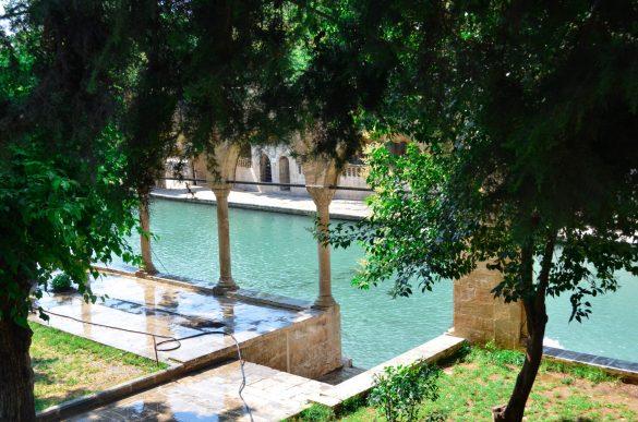 Балъкгьол е най-известната забележителност на Урфа