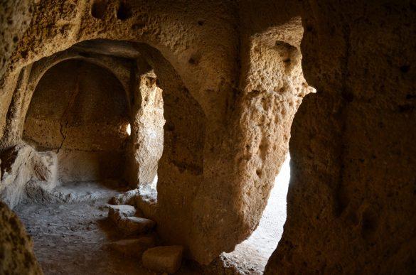 Гробница на заможен жител на Дара