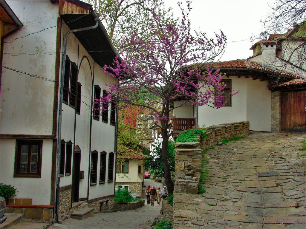 Véliko Tarnovo centre historique