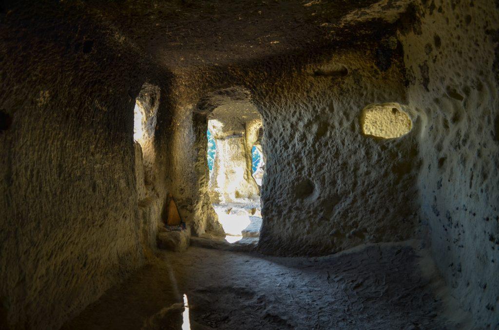 Ханкрумовският скален манастир 1